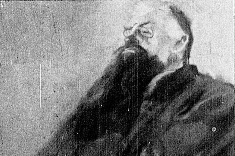 """Franc Fiszer - """"Sokrates Warszawy""""."""