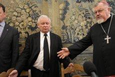 Biskupi zaprzeczają, by chcieli doprowadzić do spotkania prezydenta Dudy z posłem Kaczyńskim 26 sierpnia.