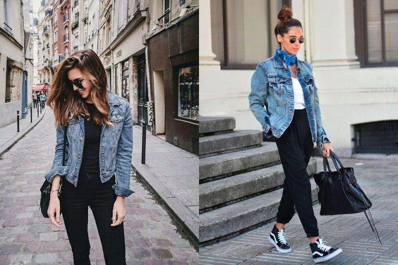 Jak nosić kurtkę jeansową? Kurtka jeansowa w różnych