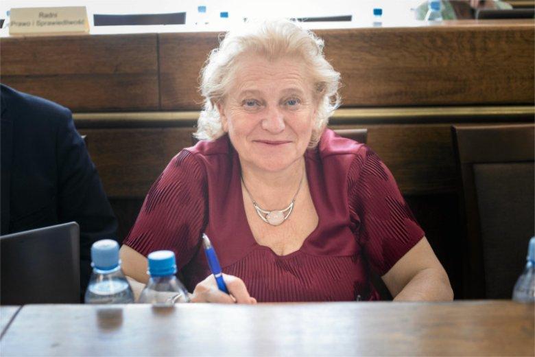 Prof. Anna Jaśkowska, radna Prawa i Sprawiedliwości w Lublinie jest ostatnio bardzo często cytowana przez media. Niestety chodzi o jej kontrowersyjne wypowiedzi.