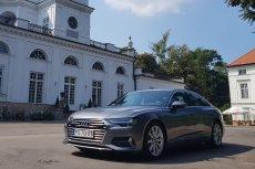 Audi A6 50 TDI częściej będzie pewnie można spotkać w eleganckich miejscach niż pod barem z kebabem. Tym autem po prostu nie wypada jechać byle gdzie.