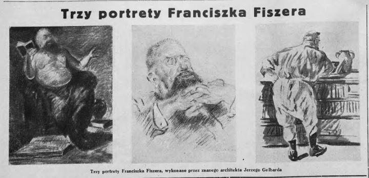 Franciszek Fiszer zasłynął ze swych gawęd i umiejętności trafnej oceny sytuacji.
