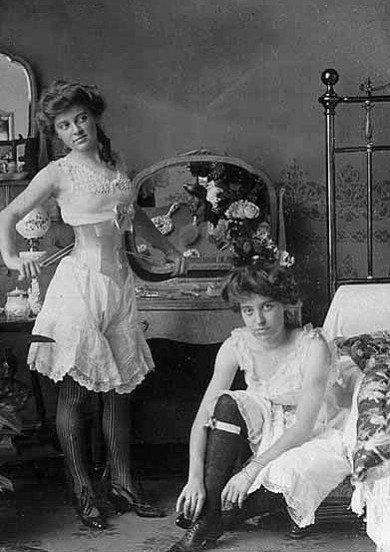 W XIX wieku prostytucję traktowano jak lek na migrenę dla mężczyzn.