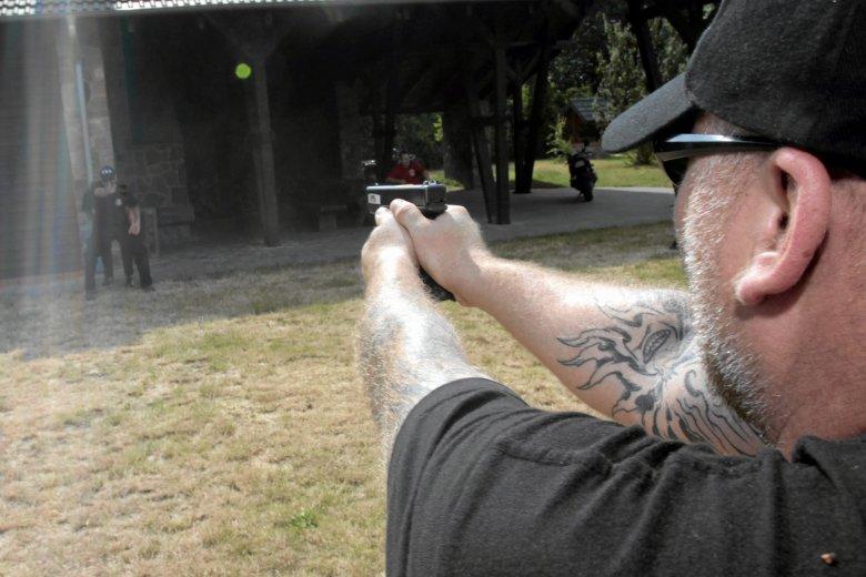 Ochroniarze są często pozbawieni prawidłowego przeszkolenia