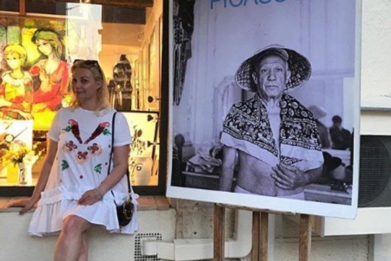 Ela Piorun to projektantka, która ubiera Pierwszą Damę