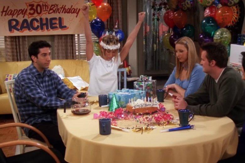 """W serialu """"Friends"""" każdy bohater mocno przeżywał swoją 30stkę. To czeka każdego, ale wcale nie musi być strasznie"""
