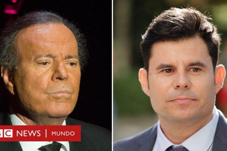 42-letni Javier Sanchez Santos to syn gwiazdora muzyki Julio Iglesiasa