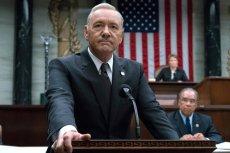 """Frank Underwood nie wystąpi w szóstym sezonie serialu """"House of Cards""""."""