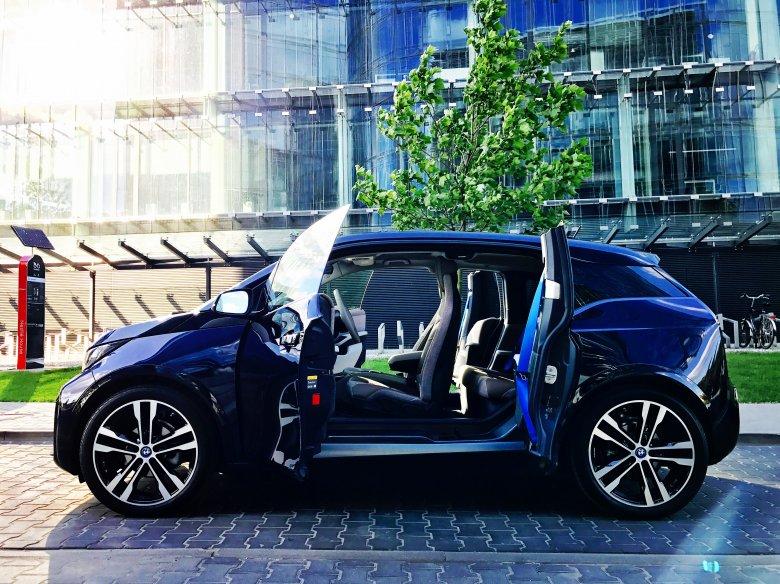 BMW i3s (REx)