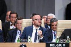 Belg Charles Michel został następcą donalda Tuska na fotelu Przewodniczącego Rady Europejskiej.