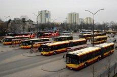 Wesołego Kierowcę można spotkać w warszawskich autobusach