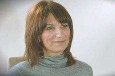 Barbara Barańczak-Cieślak, młoda kobieta, mama Kuby, chora na raka trzustki