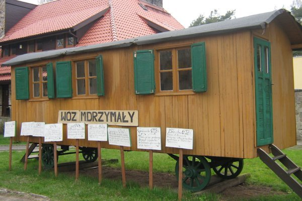 Wóz Michała Drzymały