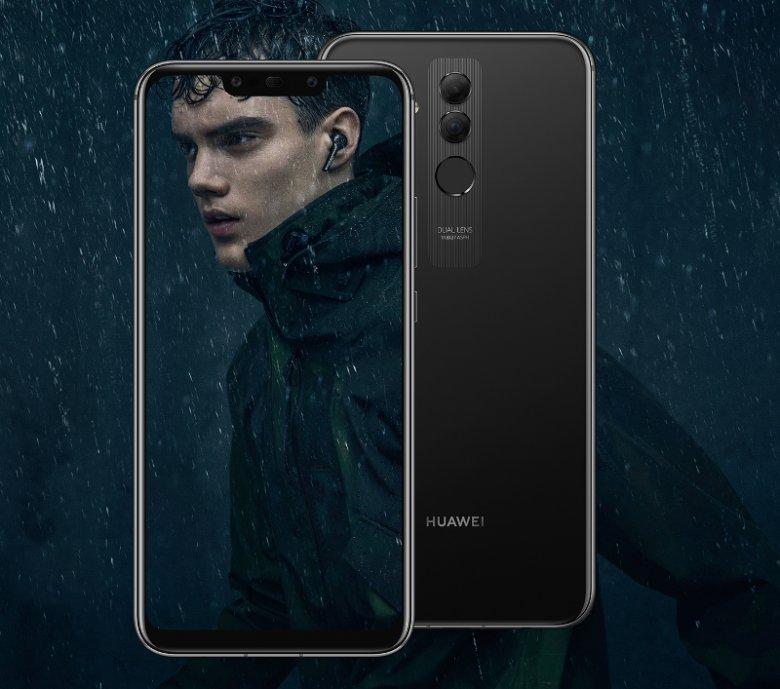 Huawei Mate 20 lite zaspokoi najbardziej wybredne gusta miłośników selfie, pozwalając im przygotować artystyczny autoportret