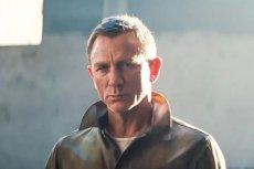Daniel Craig poraz ostatni wcieli się w postać Jamesa Bonda.
