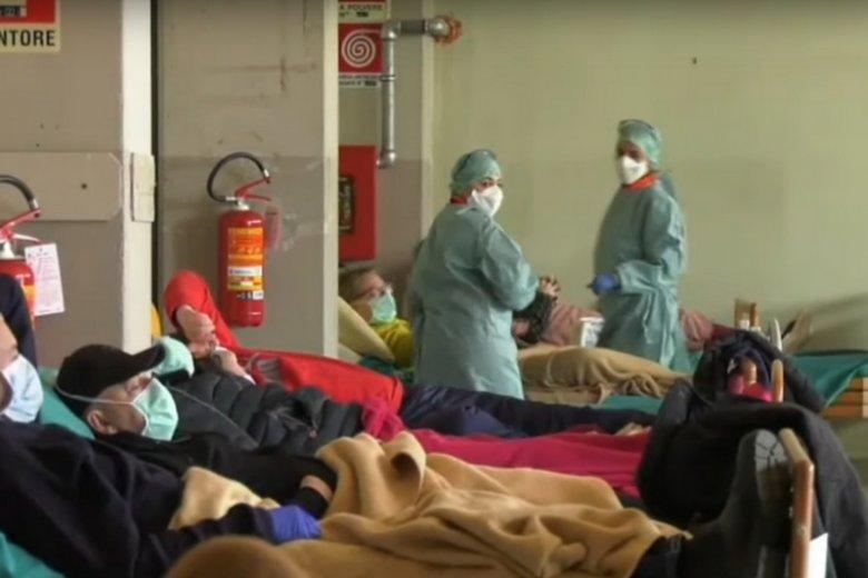 Lekarze i pielęgniarki stoją na pierwszej linii frontu w walce z koronawirusem.