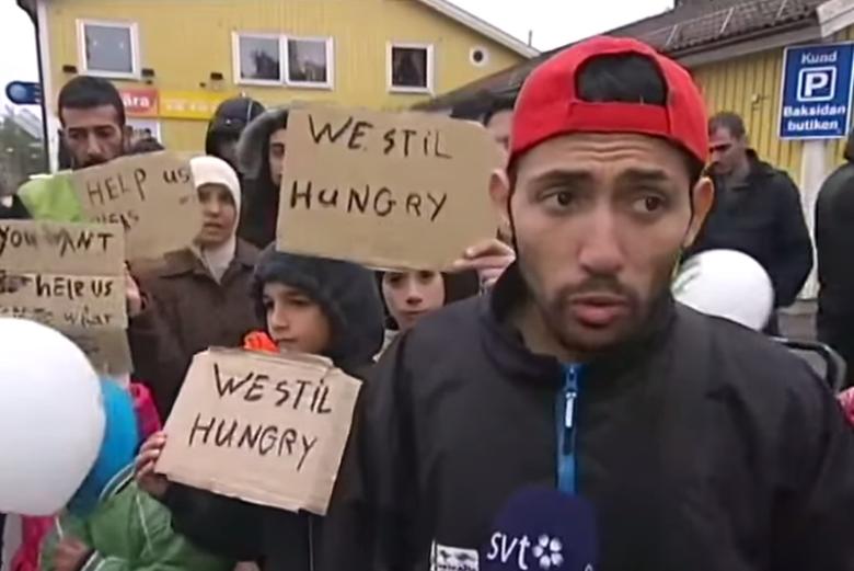 Mówią, że ciągle są głodni