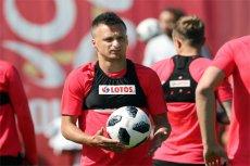 Sławomir Peszko musi ochłonąć. Pomoże mu w tym czerwona kartka za faul w pierwszej kolejce nowego sezonu Ekstraklasy.