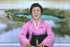 Ri Chun-hee, najsłynniejsza prezenterka północnokoreańskiej telewizji.