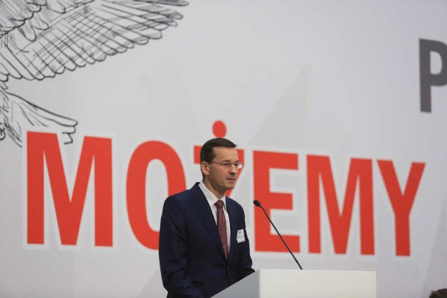 Ludzie ministra Morawieckiego nie są zgodni jaki wzrost PKB nas czeka.