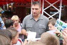 Andrzej Gołota - czyli jak z boksera staćsię wrestlerem.
