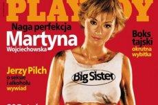 """Martyna Wojciechowska postanowiła pokazać swoją nagą sesją w """"Playboyu"""" dziesięcioletniej córce Marysi Błaszczyk."""
