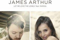 Marina i James Arthur wystąpili w duecie -wspólna piosenka znajdzie się na nowej płycie Brytyjczyka.