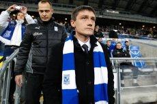 Mariusz Rumak jak dotąd nie odmienił gry poznańskiego Lecha.