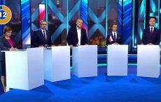 W debacie wyborczej TVN wzięli udział reprezentanci wszystkich komitetów.