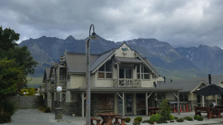 The Glenorchy Lodge