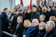 W pierwszym rzędzie podczas pogrzebu Adamowicza siedzieli Donald Tusk, Lech Wałęsa i Aleksander Kwaśniewski. Dla Andrzeja Dudy miejsce znalazło się w dalszych rzędach.