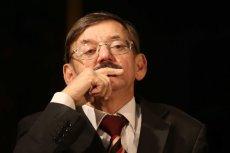 Dr Targalski znany jest ze swojego ostrego języka.