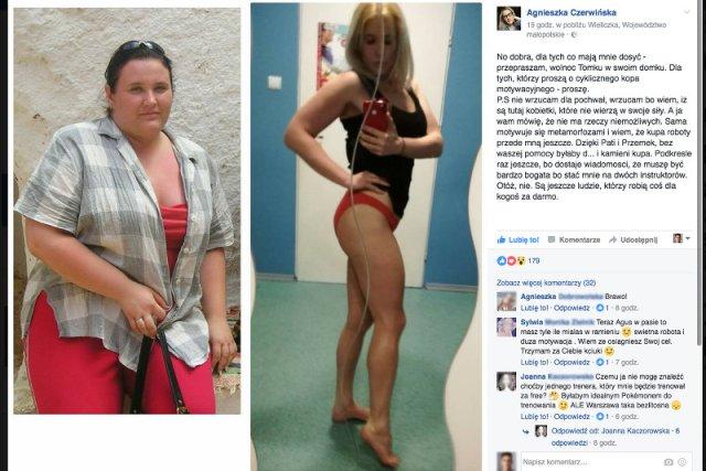 Hejtowali ją, gdy ważyła 130 kilogramów. Odkąd zaczęła ćwiczyć piszą: Wyglądasz jak facet