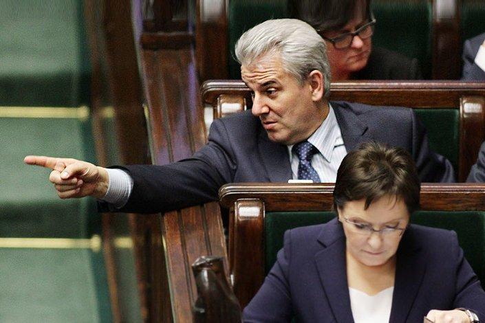 Cezary Grabarczyk w rządzie Ewy Kopacz był ministrem sprawiedliwości. Wcześniej, w rządzie Donalda Tuska, był ministrem infrastruktury.