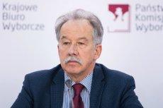 Wojciech Hermeliński poddał surowej krytyce rozwiązania PiS dotyczące sądownictwa i Państwowej Komisji Wyborczej.