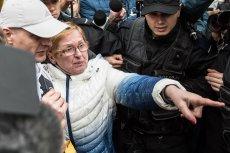 Tomasz Komenda wraz z matką po wyjściu na wolność.