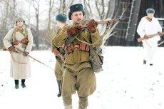 Wbrew apelom Leszka Millera, żołnierzy Armii Czerwonej trudno darzyć w Polsce szacunkiem. Na zdjęciu grupa rekonstrukcyjna z Lublina.