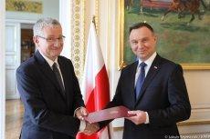 Bogusław Winid został nowym doradcą prezydenta Andrzeja Dudy.
