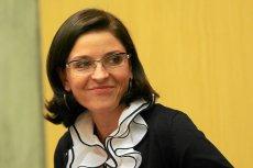 Minister sportu Joanna Mucha chce rozruszać młodzież