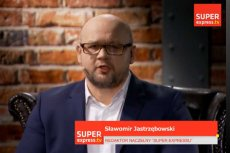 """Sławomir Jastrzębowski, naczelny """"Super Expressu"""" nazwał zwolenników KOD patologią."""