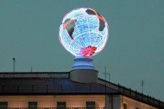 Słynny neon Orbisu w Alejach Jerozolimskich