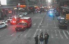 USA: Eksplozja przy dworcu na Manhattanie