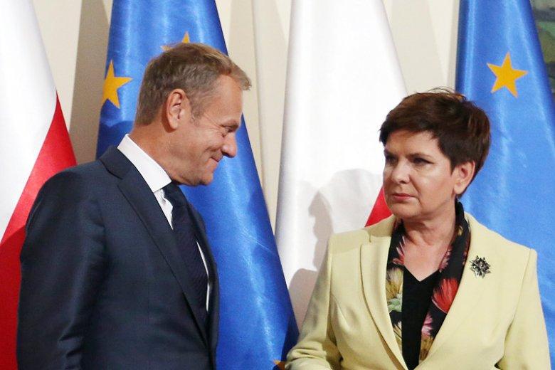 Grożąc Europie w sprawie reelekcji Donalda Tuska na stanowisku przewodniczącego Rady Europejskiej rząd PiS popełnia jeden poważny błąd logiczny.