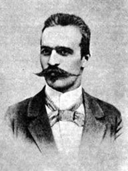 Józef Piłsudski na przełomie XIX i XX stulecia.