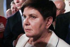 Beata Szydło spotkała się z wyborcami w Sandomierzu. Spotkaniu towarzyszyły przepychanki i wyzwiska.