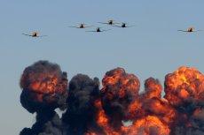 Amerykańskie siły zbombardowały pozycje Państwa Islamskiego w Iraku i Syrii
