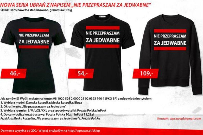 985d7c3a30 Taką ofertę ma sklep internetowy prowadzony przez byłego księdza Jacka  Międlara.
