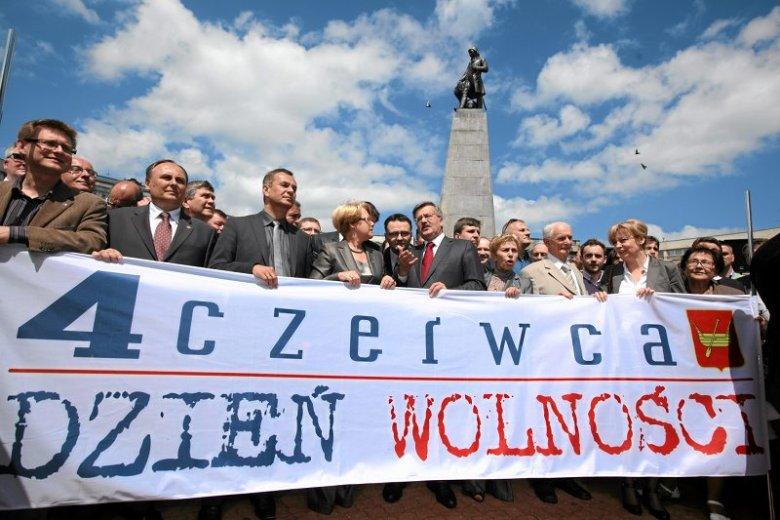 4 czerwca obchodzimy rocznicę pierwszych częściowo wolnych wyborów parlamentarnych