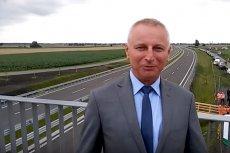 Prezydent Ryszard Brejza w lipcu otwierał obwodnicę Inowrocławia. CBA właśnie zaczęło kolejną kontrolę w jego urzędzie.