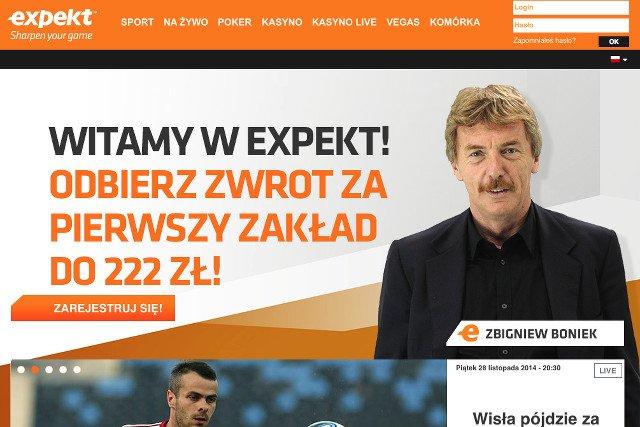 Czy prezesowi PZPN wypada reklamować nielegalny serwis bukmacherski? Zbigniew Boniek nie widzi problemu.